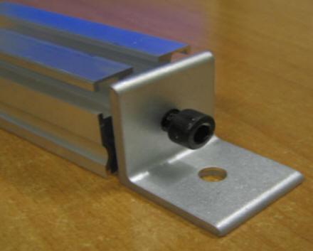 Profili in alluminio per robotica
